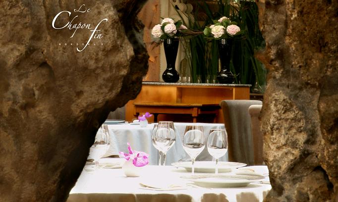 Мишленовский ресторан в Бордо